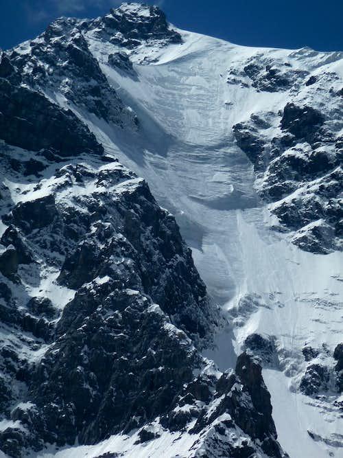 Orler North Face /  Nordwand (Ertlweg)