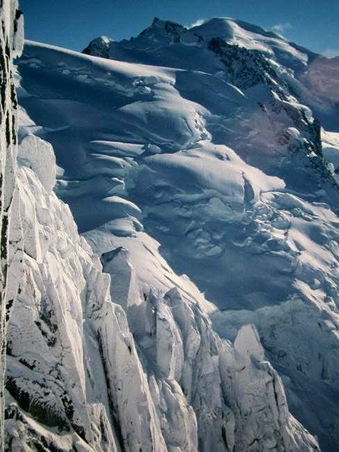 Aigille du Midi, Mont Blanc,...