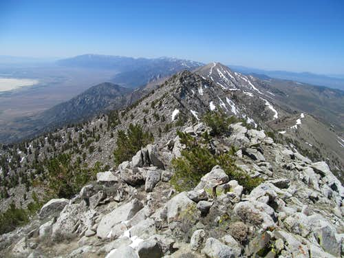 10 Peaks in Nevada
