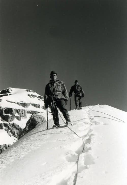 7 Authors (By Ilario ... Descending from Antelao 1968