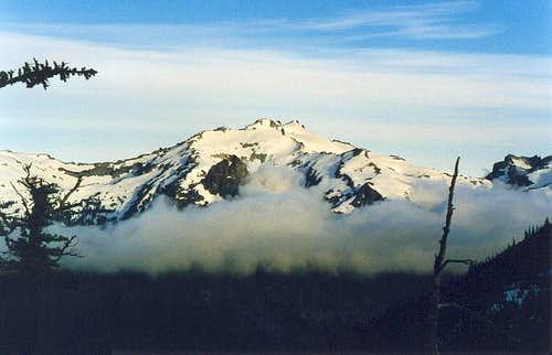 Mt. Daniel as seen from...