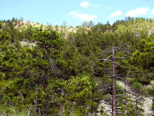 Matias Peak Western Wall