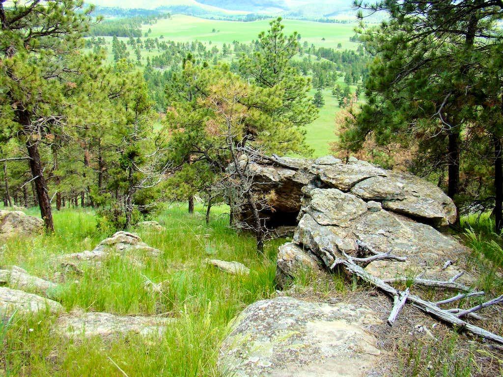 Matias Peak View East