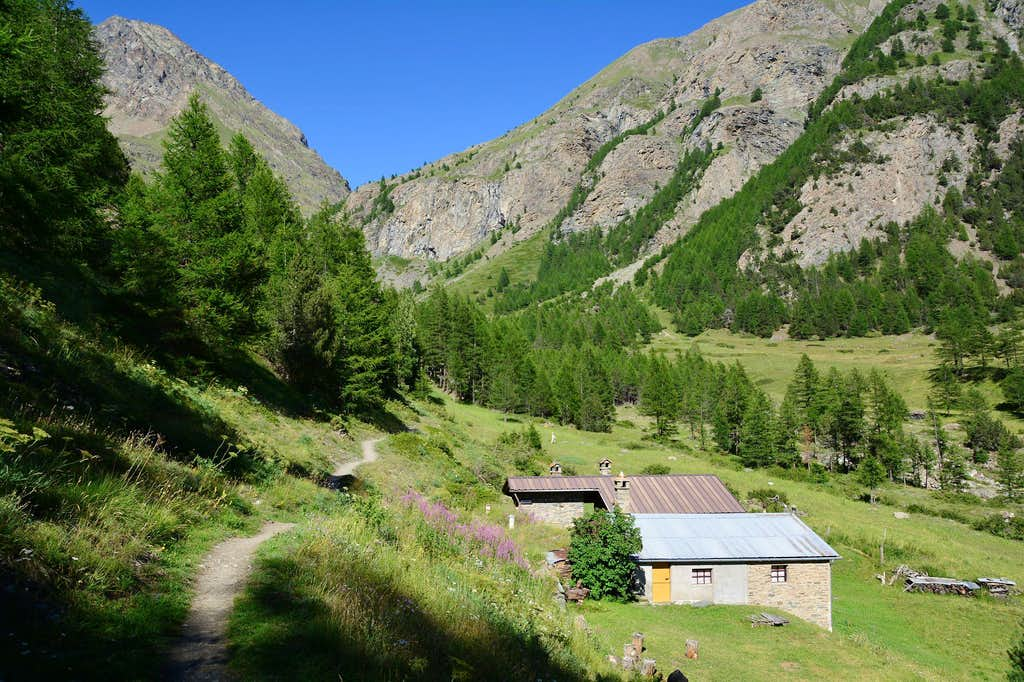 Pastures, Villages and other in the Aosta Valley