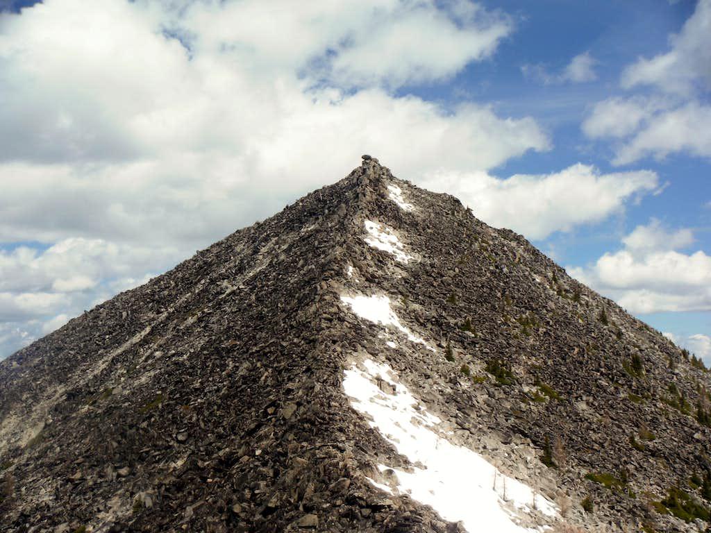 Hoodoo Peak : Climbing, Hiking & Mountaineering : SummitPost