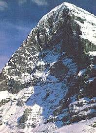 Eiger nord face