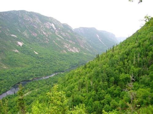 View of the Gorge of the...