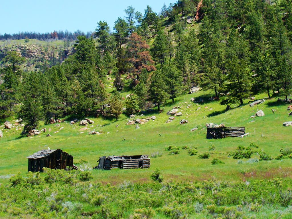 Red Canyon Pioneer Ranch