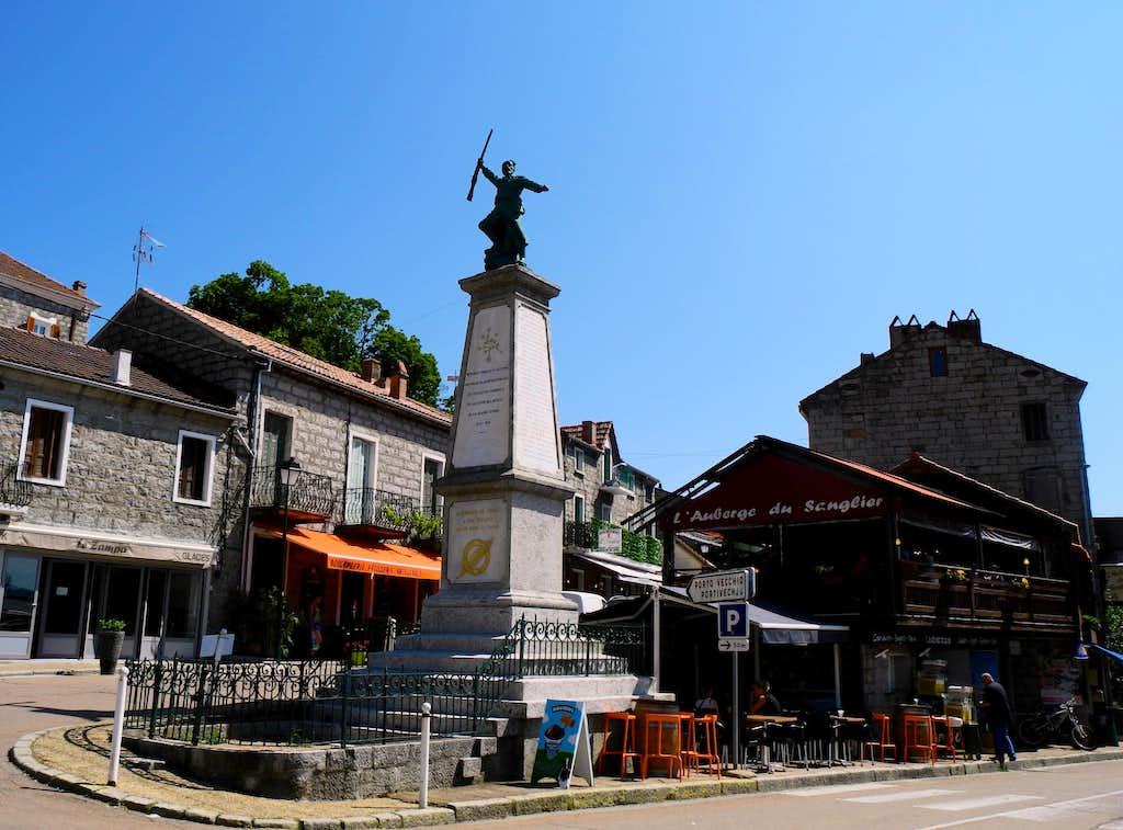 Village of Zonza