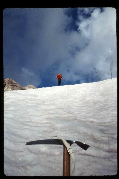 Dinwoody Glacier 1968
