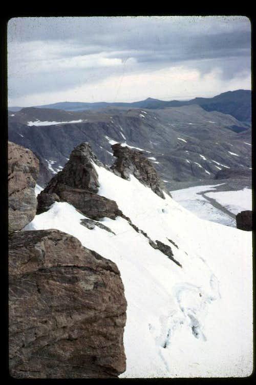 Sphinx Glacier