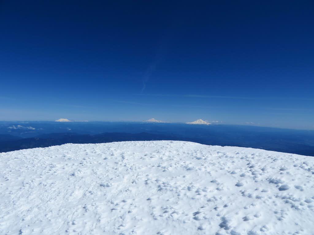 Summit of Mount Hood