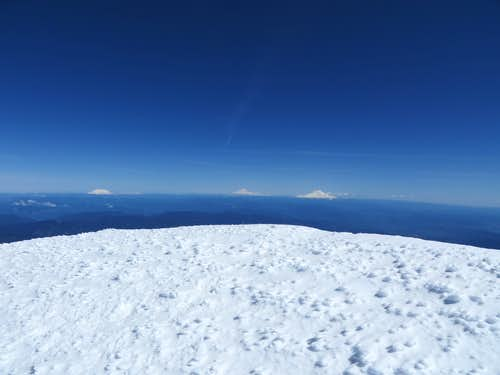 Summit of Mount Hood