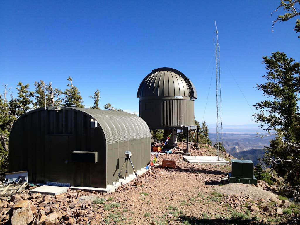 Willard Eccles Observatory