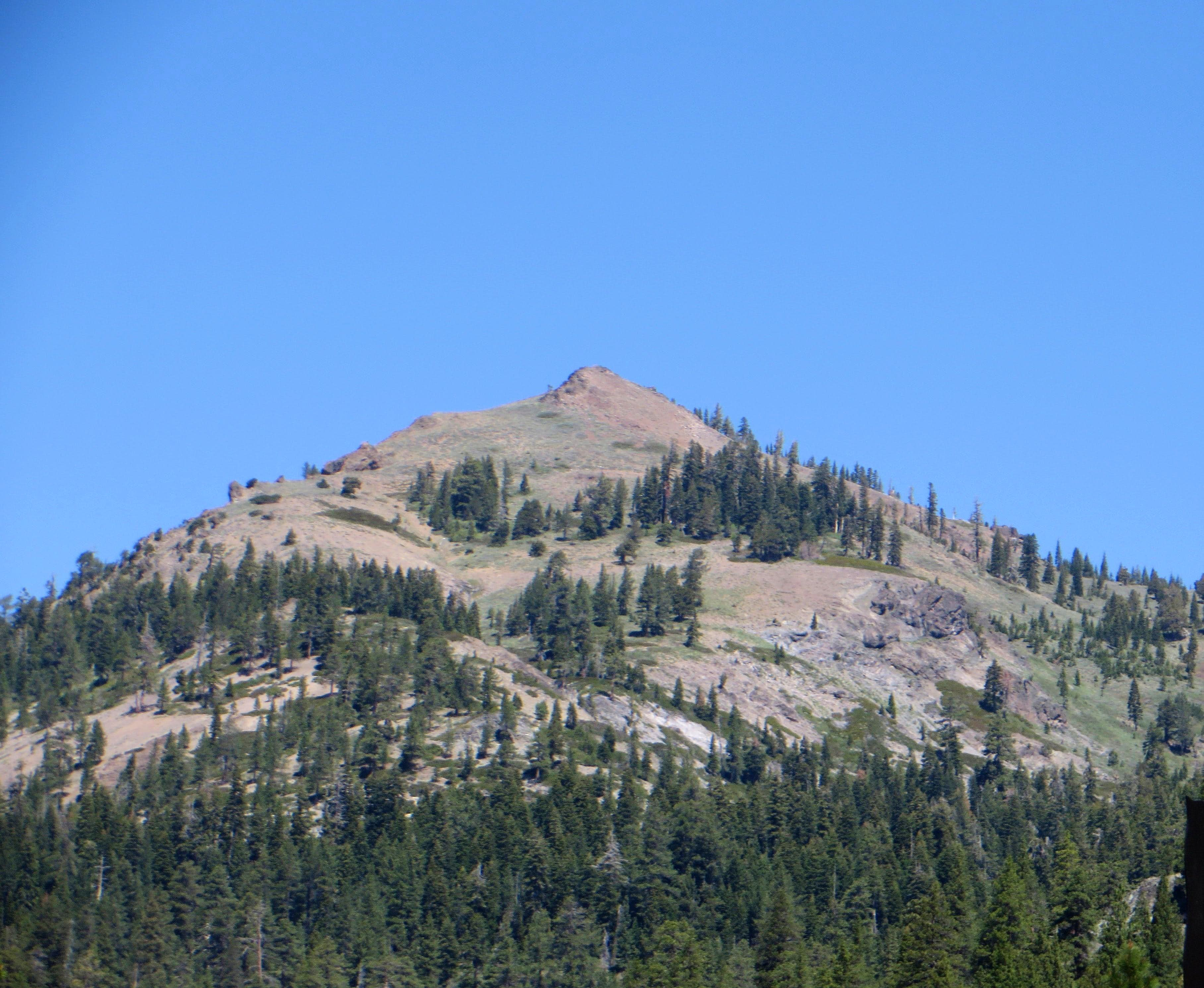 Entin Peak - Squaw Valley
