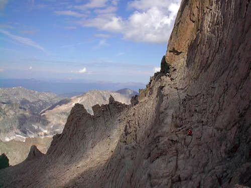 Longs Peak via Keyhole Route