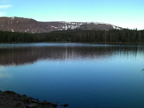 Spirit Lake Dawn