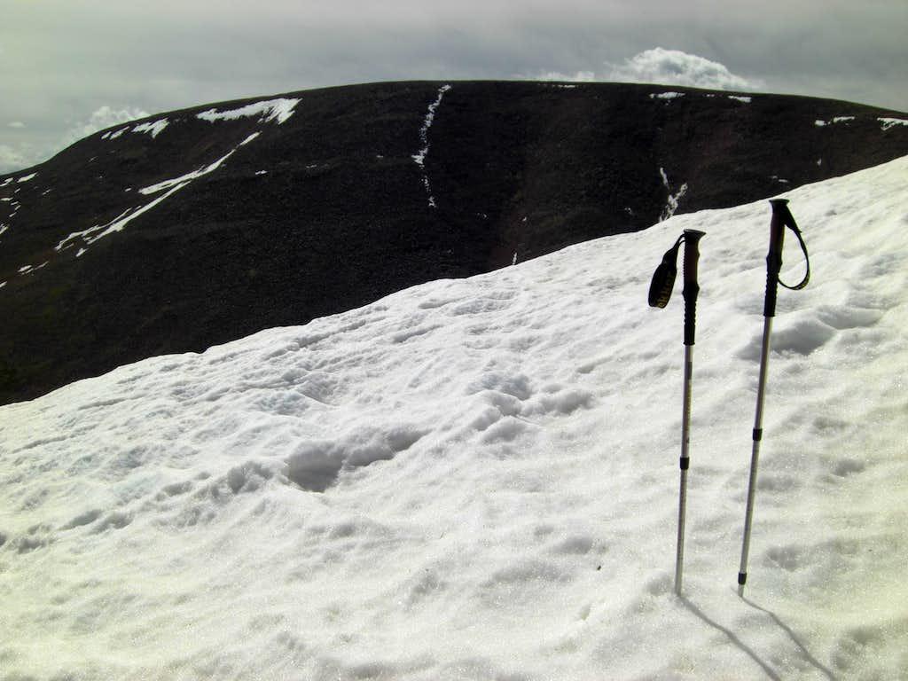 Daggett Snow Approach