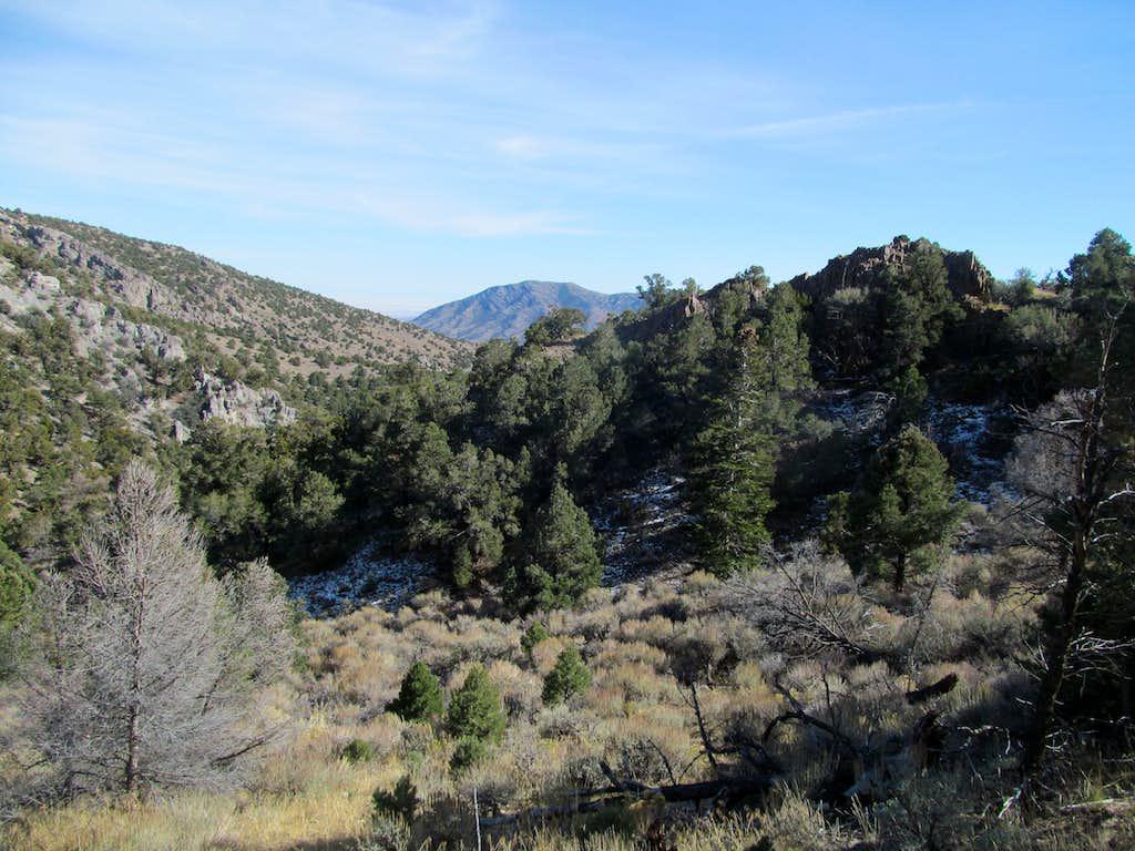views along descent