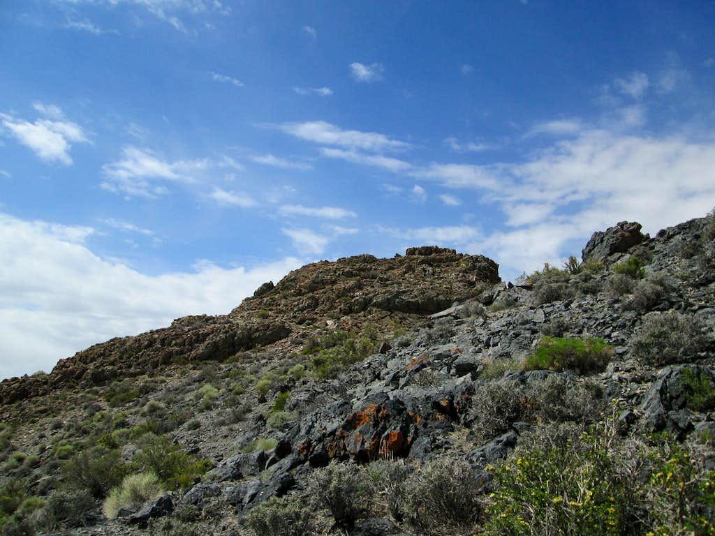 Summit of Bare Mountain