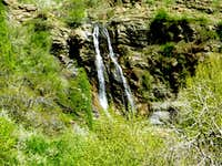 Afjeh Waterfall