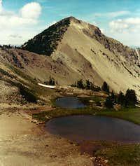 Mount Baldy Backside