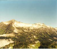 Cloudy Peak and North Star Mtn