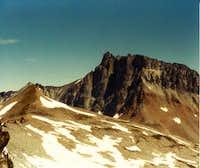 North Star Mtn and Bonanza Peak