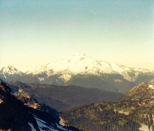Glacier Peak from North Star Mtn.