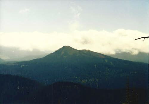 Tumac Mtn. from Pear Butte