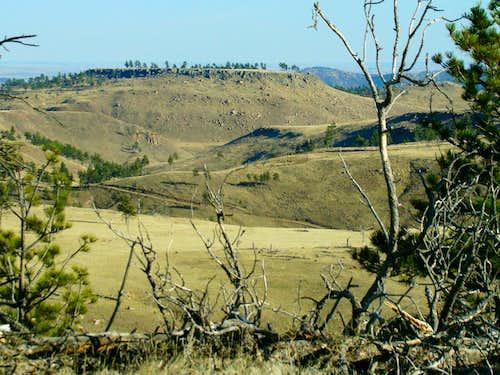 Horse Trap Mountain
