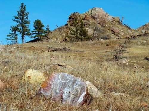 Parker Peak Geology