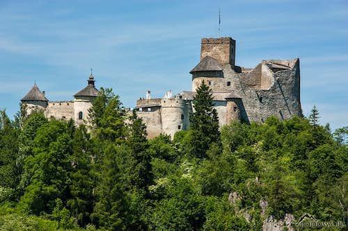 Niedzica castle