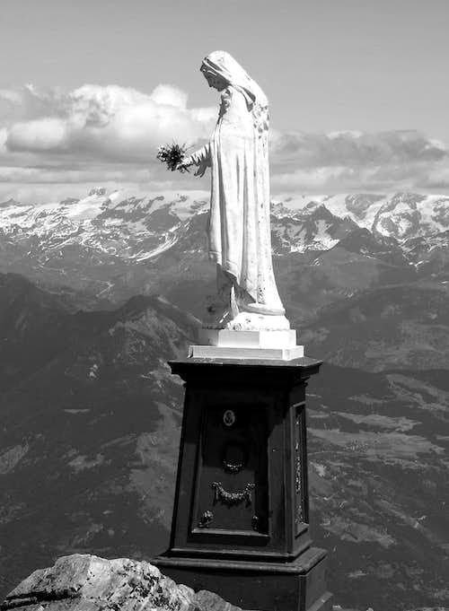 Nearly Seven Various Authors in B&W (By Antonio) Virgin Becca & Monte Rosa