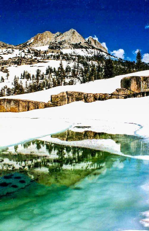 Echo Peaks Yosemite high country