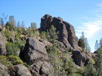 Hawkins Peak, Tuff Dome