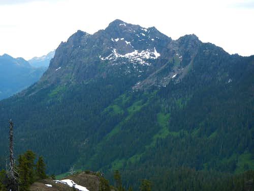 Mount Pershing Southwest Face