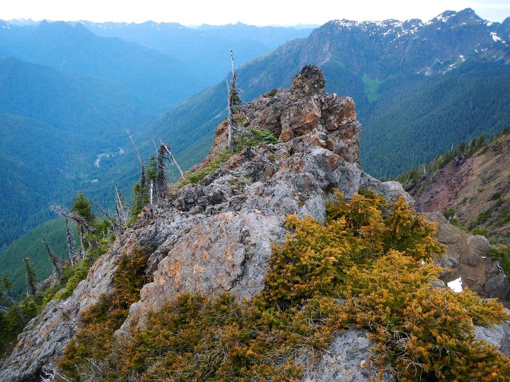Copper North Ridge