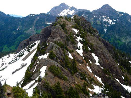 Copper East Peak