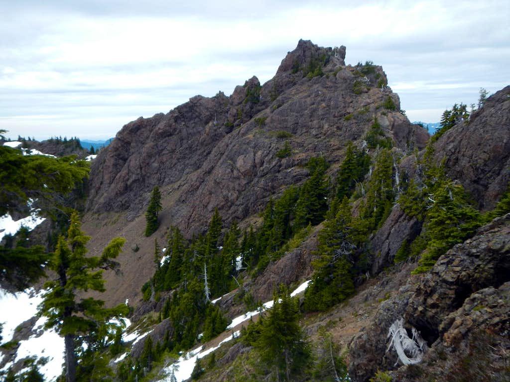 Copper West Peak