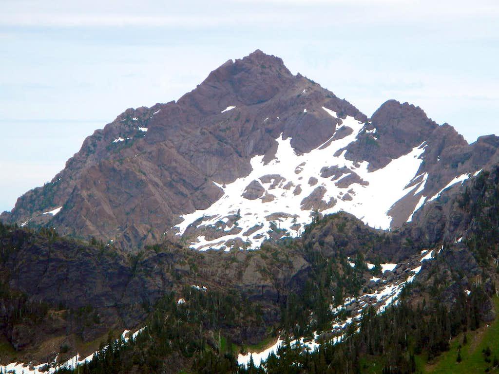 Mount Washington West Face