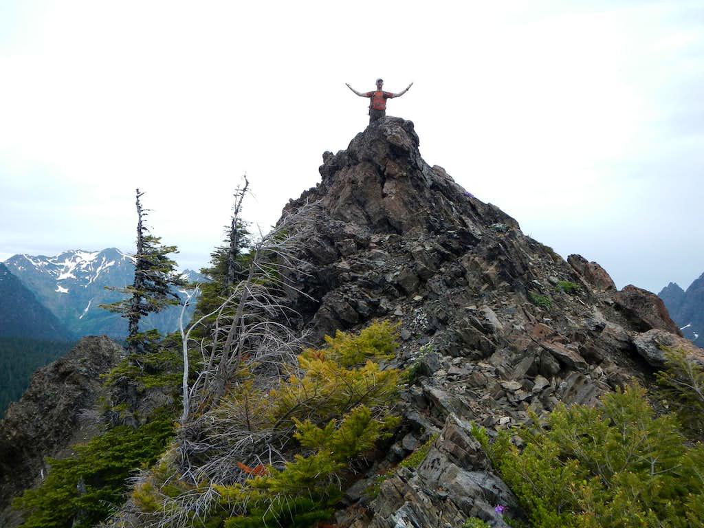 Cub Peak Summit