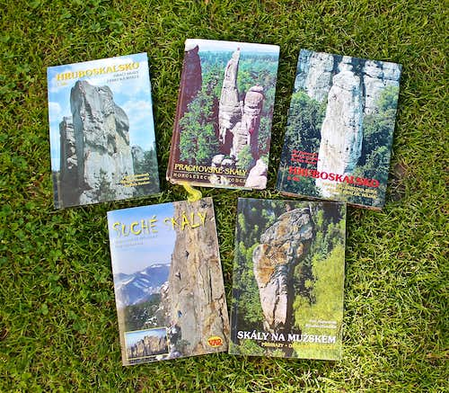 Climbing Guide books