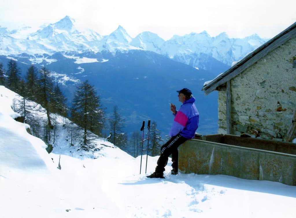 By Snow Shoes/2 From Viou Alp to The Grivola 2005