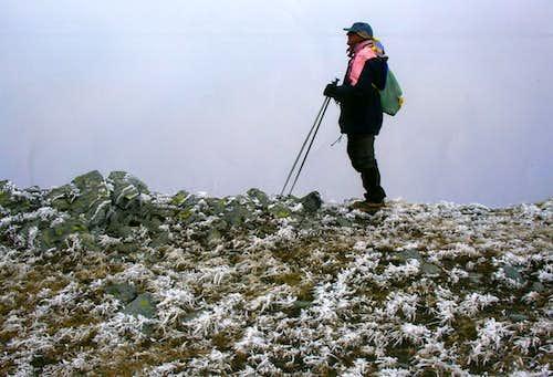 77 Northern Blizzard near Ars Pass & three Lochs 2006