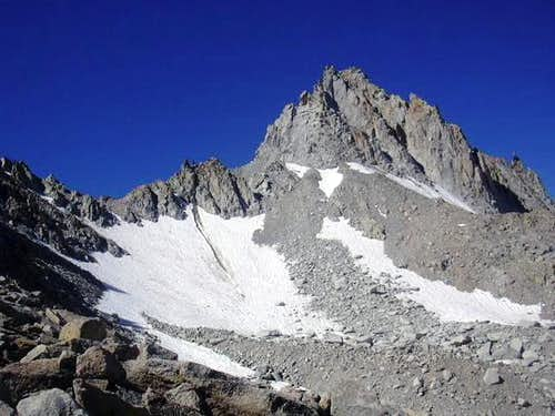 August 4th, 2004 - Mt Haekel...