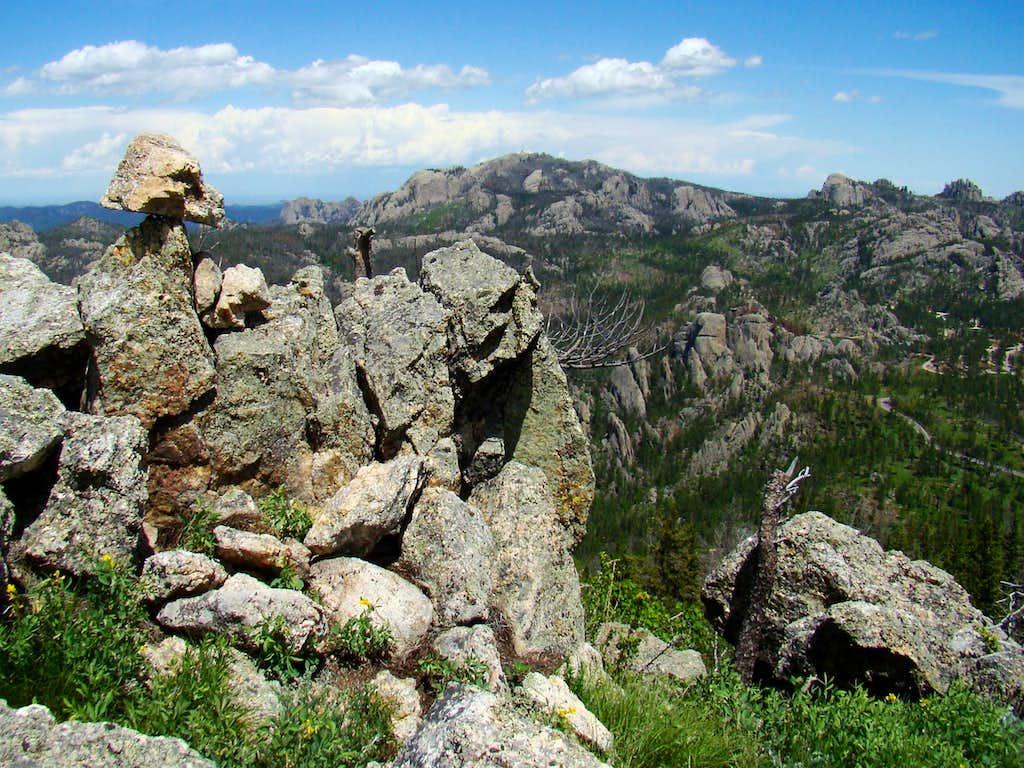 Sylvan Peak Highpoint