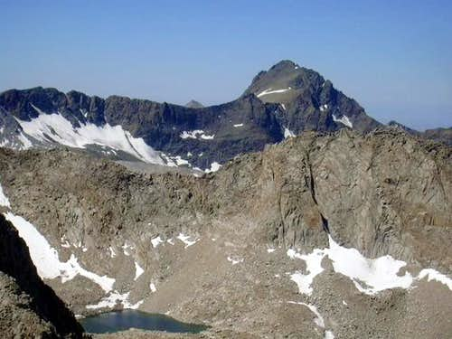 August 4th, 2004 - Mt Goddard...