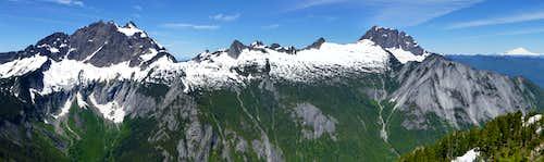 Ulalach Peak northwest pano