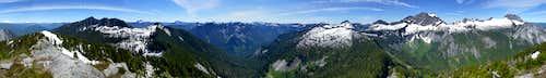 Ulalach Peak pano